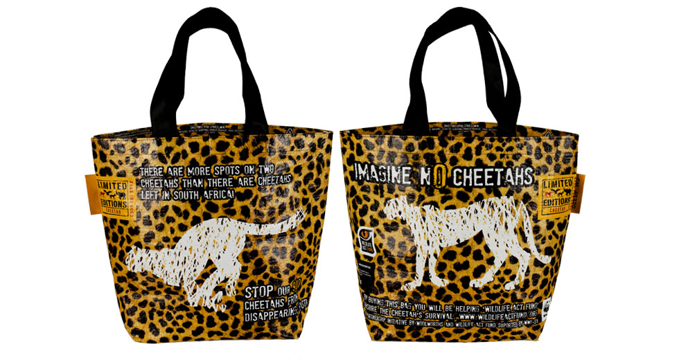 Cheetah-bag